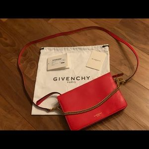 NWT $1190 GIVENCHY Cross3 crossbody bag CURRENT